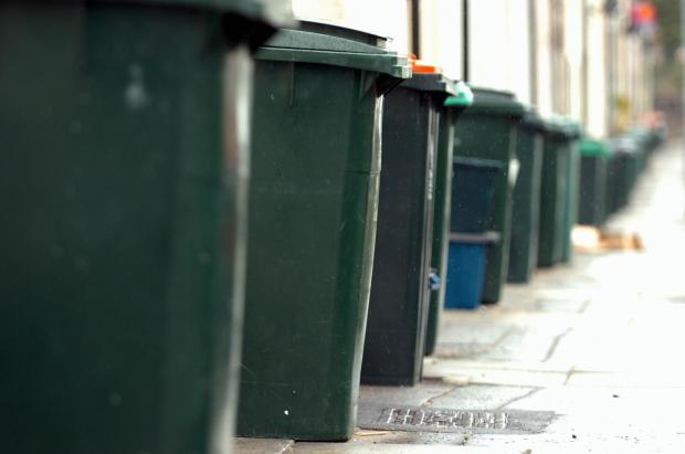 Baxenden bins full of rubbish must rot for 27 days