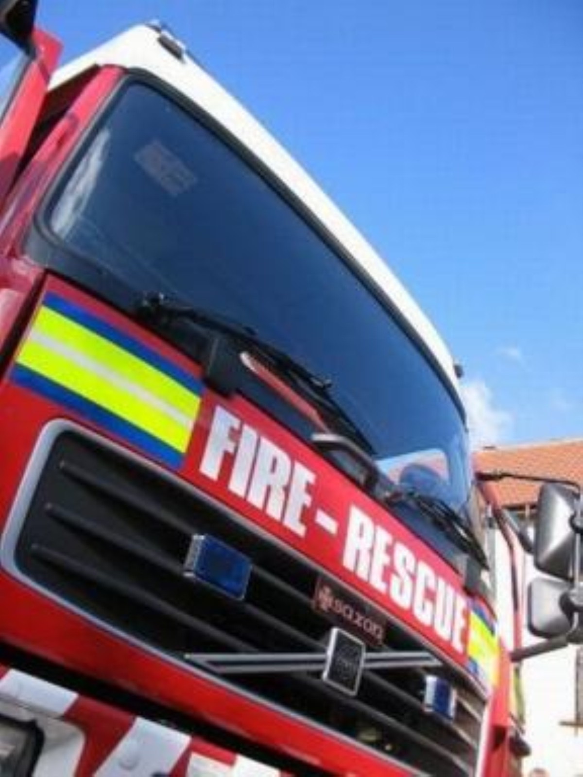Children evacuated from Lower Darwen play area