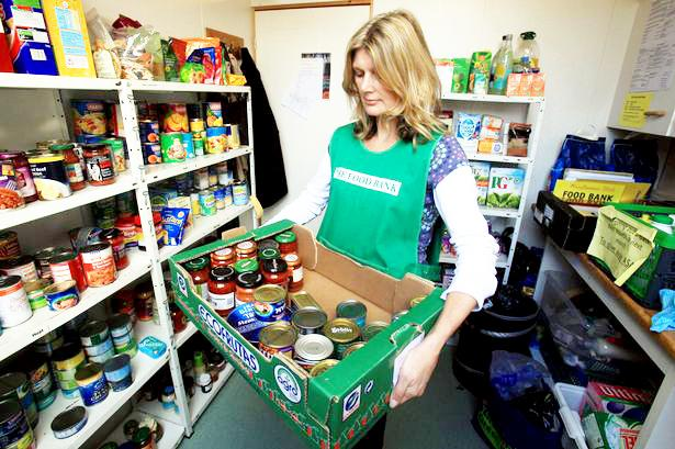 County's foodbanks to benefit