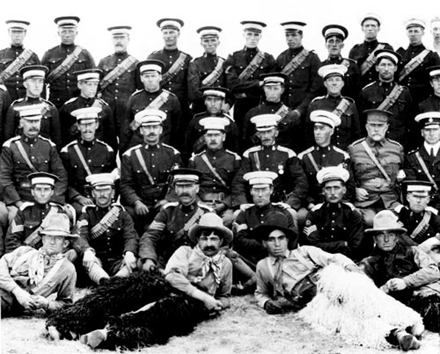 Saskatchewan's 27th Light Horse Regiment, 1914