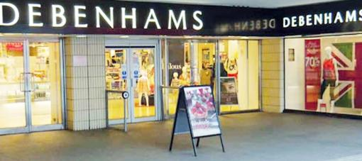 Blackburn Citizen: Debenhams