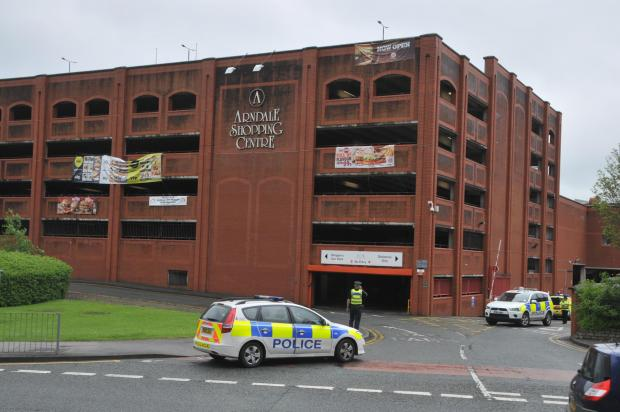 Calls for improved safety at Accrington shopping centre after death