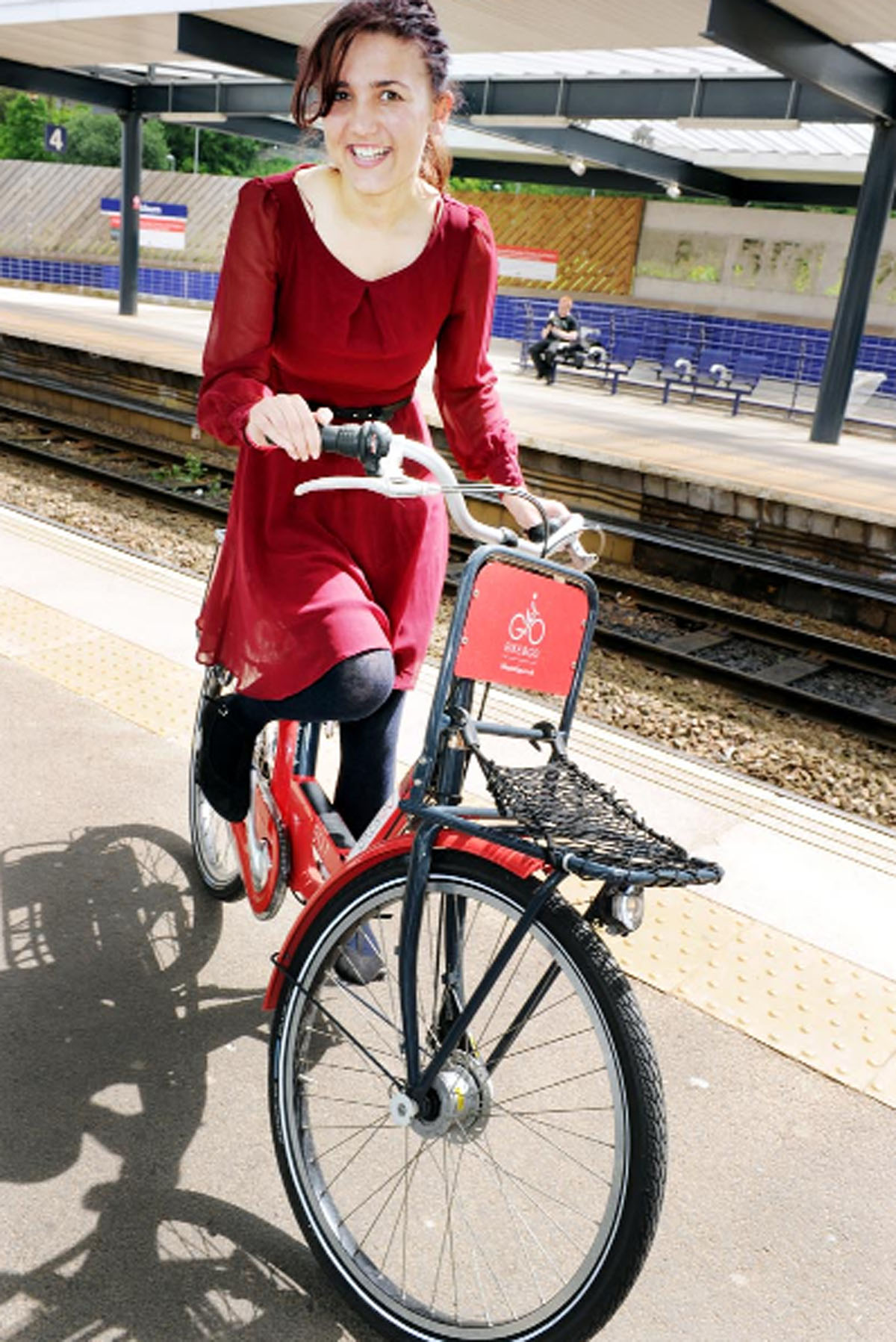 'Boris bikes' wheel their way to Blackburn