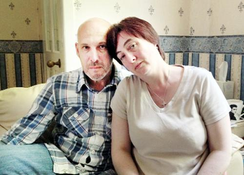 Alan and Michelle Simpson recover from their horrifying ordeal