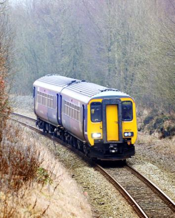 Commuters called on to speak out on East Lancs train services