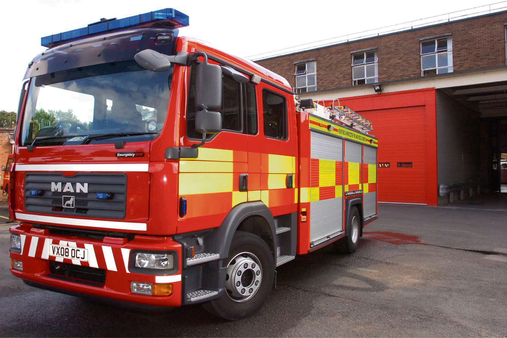 Oswaldtwistle home damaged in loft fire