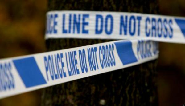 Arson attack on row of garages in Blackburn
