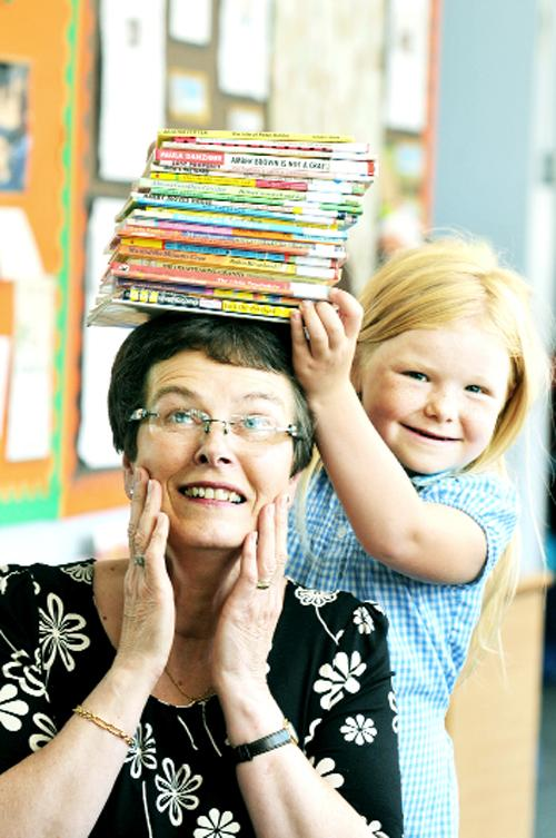 Helping pupils to read takes Blackburn teacher to national finals for a 'fantastic job'