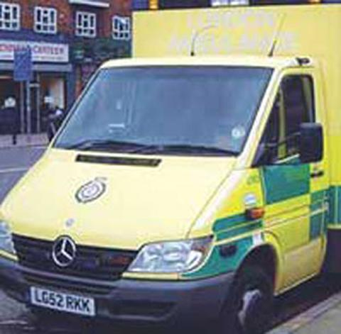 Scared paramedics locked themselves in ambulance during Blackburn violence