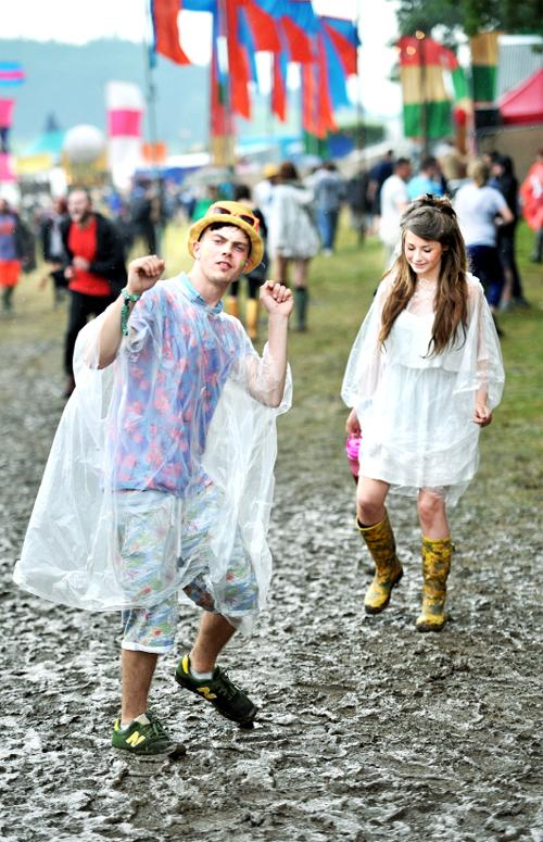 Thousands enjoy Beatherder's unique vibe