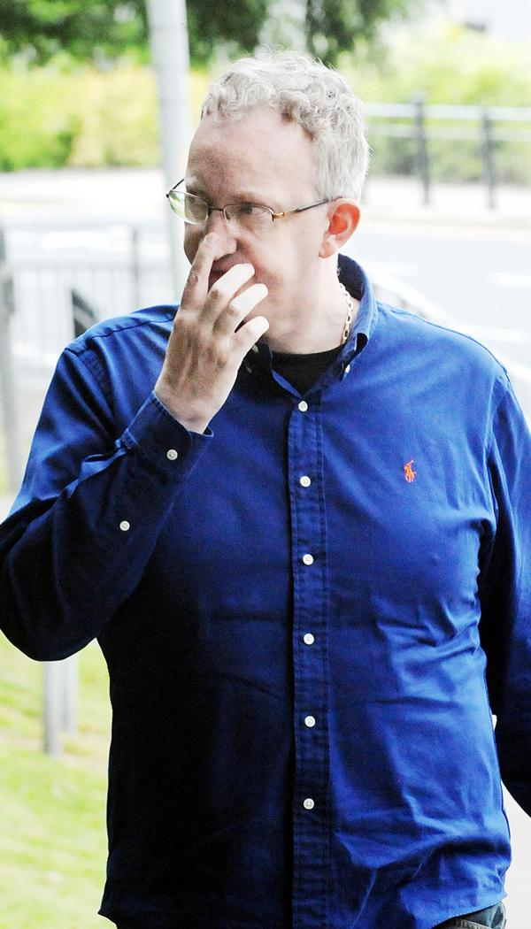 Blackburn teacher who sniffed children's feet given suspended prison sentence