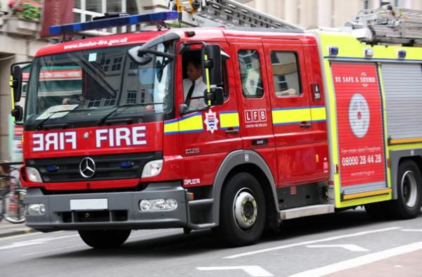 Residents evacuated after fire at Accrington nursing home