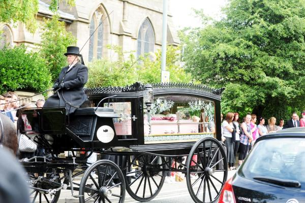 Hundreds mourn death of 'one in a million' East Lancs teen Estelle Thompson
