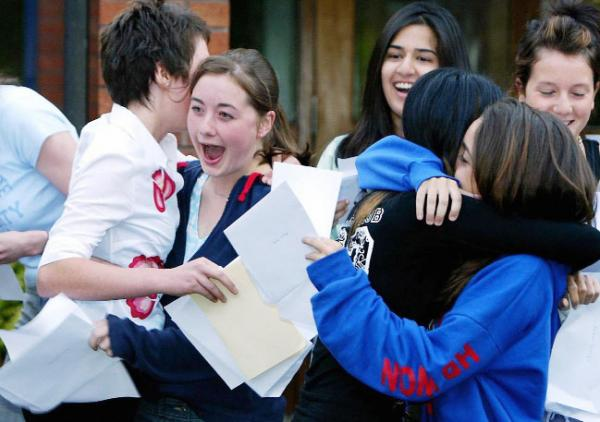 Burnley College advice to students' results
