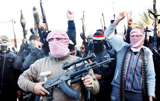 People from the UK are in danger of joining jihadists in the Middle East