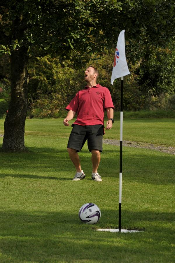 VIDEO: First Lancashire FootGolf course opens