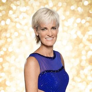 Strictly Come Dancing contestant Judy Murray
