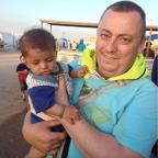 Blackburn Citizen: Alan Henning was kidnapped when he travelled to Syria as an aid worker last year